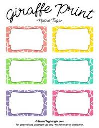 Family Feud Name Tag Template Make Your Own Family Feud With These Free Templates Fast