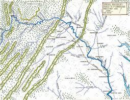 Map Of Williamsburg Va Braddock U0027s Defeat Battle Of Monongahela River