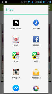 make an android app make my android app appear in the list stack overflow