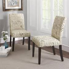 Parson Dining Chair Upholstered Parson Dining Chairs Parsons Chairs Relaxing