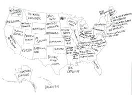 a map of map of usa states blank map of usa states blank outline map of us