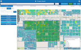 San Francisco Parcel Map by Propertyradar Features