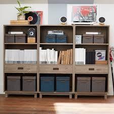 Locker Bookshelf Morgan Tall Bookcase Pbteen