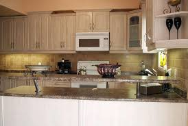 Sears Kitchen Furniture Updated Kitchen Cabinet Refacing Ideashome Design Styling