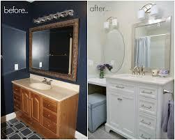 lowe u0027s bathroom makeover reveal beneath my heart