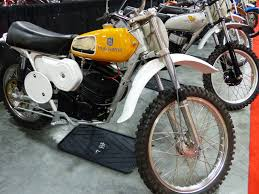 vintage motocross bikes for sale australia oldmotodude 1974 husqvarna 125mx sold for 7 500 at the 2016