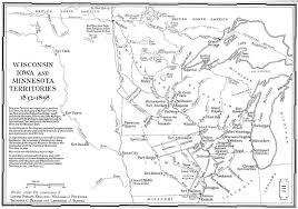 Minnesota Usa Map by A History Of The Dahlheimer Family Of Minnesota