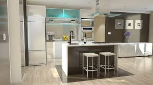 what are the easiest kitchen cabinets to clean design an easy clean kitchen interior desire