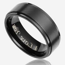 mens black engagement rings best of black engagement rings for him team 570