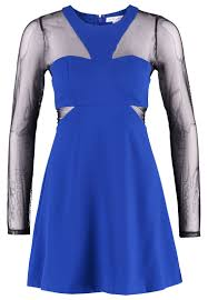 bcbgeneration cocktail dress party dress electric blue women
