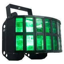 Green Flood Light Adj Aggressor Hex Led Red Green Blue Cyan Amber U0026 White B2