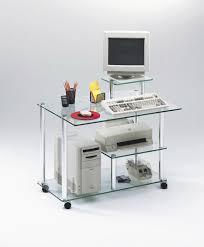 meuble pour ordinateur portable et meuble pour ordinateur portable et imprimante cheap petit bureau