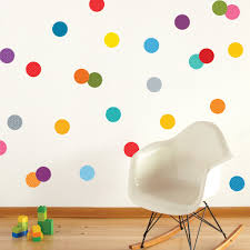 decor tagged petit collage confetti fabric wall decal