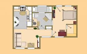 astonishing cottage floor plans under 1000 square feet 13 the