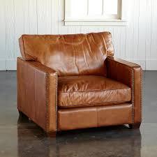 Leather Club Chair Leather Club Chair Robert Redford U0027s Sundance Catalog