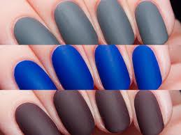 how to make any nail polish matte instantly u2013 enterspree