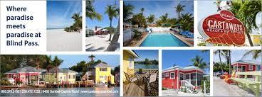 Blind Pass Resort Castaways Beach And Bay Cottages Home Facebook
