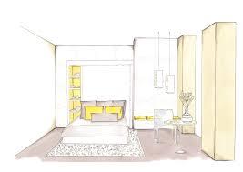 dessin chambre en perspective stunning dessin chambre perspective ideas design trends 2017 avec