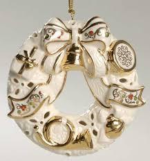 lenox jeweled ornaments at replacements ltd