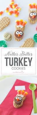 nutter butter turkey cookies a and festive treat for the