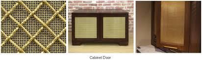 Cabinet Door Mesh Inserts How To Insert Copper Wire Mesh In A Cabinet Door Web Wire Mesh Co