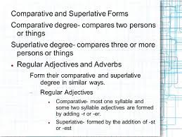 chapter 11 modifiers adjectives and adverbs level 1 basic