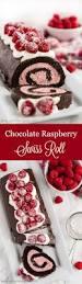 chocolate raspberry dessert raspberry chocolate swiss roll garnish u0026 glaze