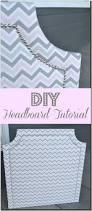 Kids Fabric Headboard by Best 25 Girls Headboard Ideas Only On Pinterest Camper Trailer