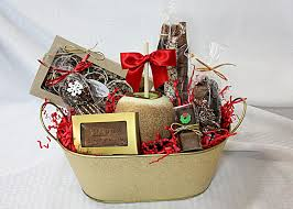 Ice Cream Gift Basket Christmas Holiday Gift Baskets Wallpapers Pics Pictures