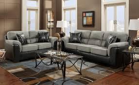 black living room furniture sets light gray sofas zamp co
