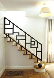 metal banister ideas wooden rails for stairs interior metal stair railing ideas modern