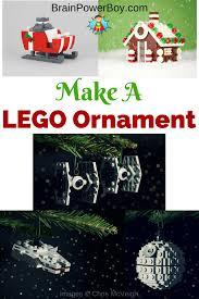 ornaments for boys brain power boy