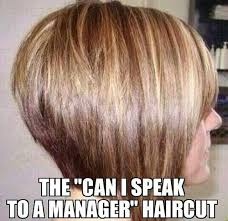 Meme Speak - the can i speak to a manager haircut weknowmemes