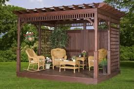 pergola ideas for privacy outdoor goods
