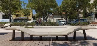 diane collection modular benches metalco
