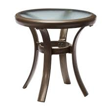 Round Wooden Patio Table by Plastic Patio Furniture Adams Manufacturing Patio Tables