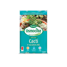 osmocote 10l professional cacti and succulents potting mix