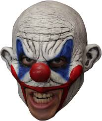 halloween mask clown the halloween machine not just halloween costumes and accessories