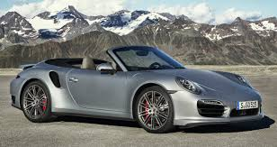 uautoknow net new porsche 911 turbo and turbo s cabriolet models