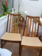 G Plan Dining Chair G Plan Teak Dining Chairs Ebay