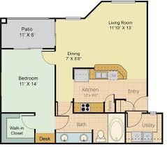 3 Bedroom Apartments Floor Plans 1 2 And 3 Bedroom Apartments In Phoenix Sage Luxury Apartment
