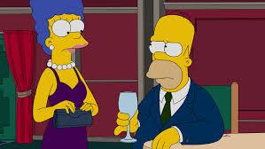 Homer Simpsons U0027 Divorce Homer Marge Lena Dunham Hollywood Reporter