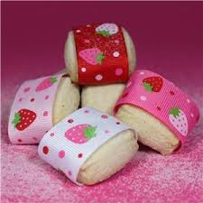strawberry shortcake ribbon strawberry shortcake