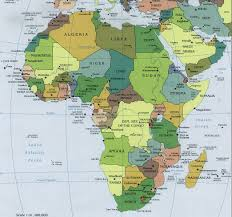 Morocco Africa Map by Africa Map Of Africa