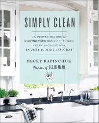 simply clean cleaning routine at a glance free printable clean mama