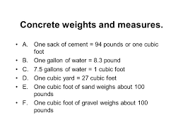 Gravel Price Per Cubic Yard Estimating Concrete Construction And Material Cost Ppt Video
