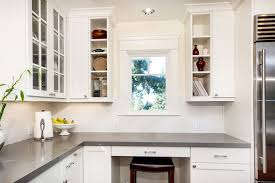 Arts And Crafts Kitchen Design Caesarstone Kitchen Houzz