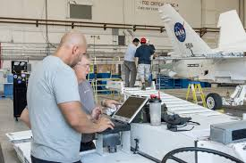 nasa to examine spanwise adaptive wing nasa