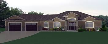 House Plans With Attached Garage House Plans By E Designs House Design