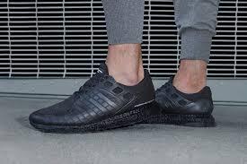 porsche shoes 2017 porsche design x adidas ultraboost triple black on feet hypebeast
